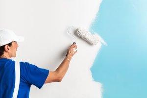 handyman_lubbock_painting_wall_white